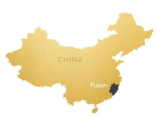 China - Fujian