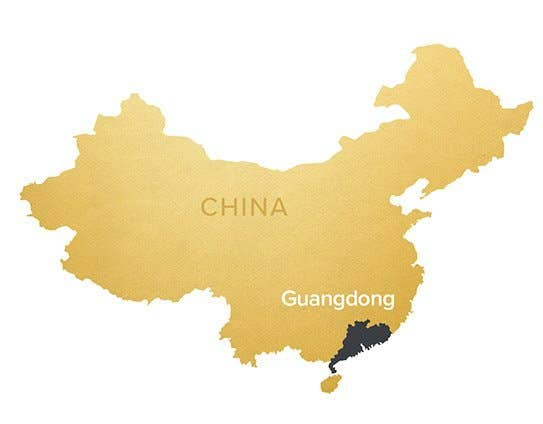 China - Guangdong