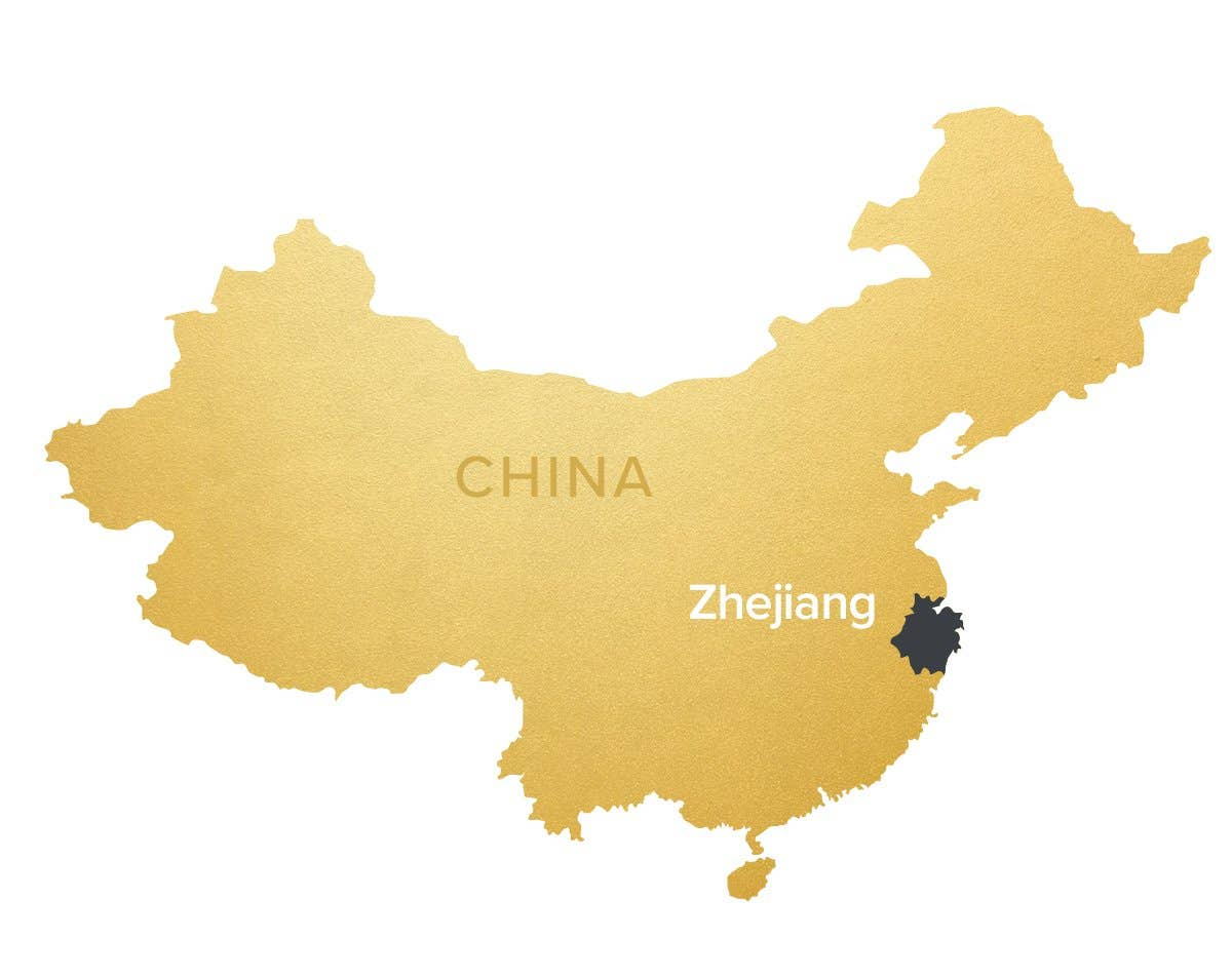 China - Zhejiang