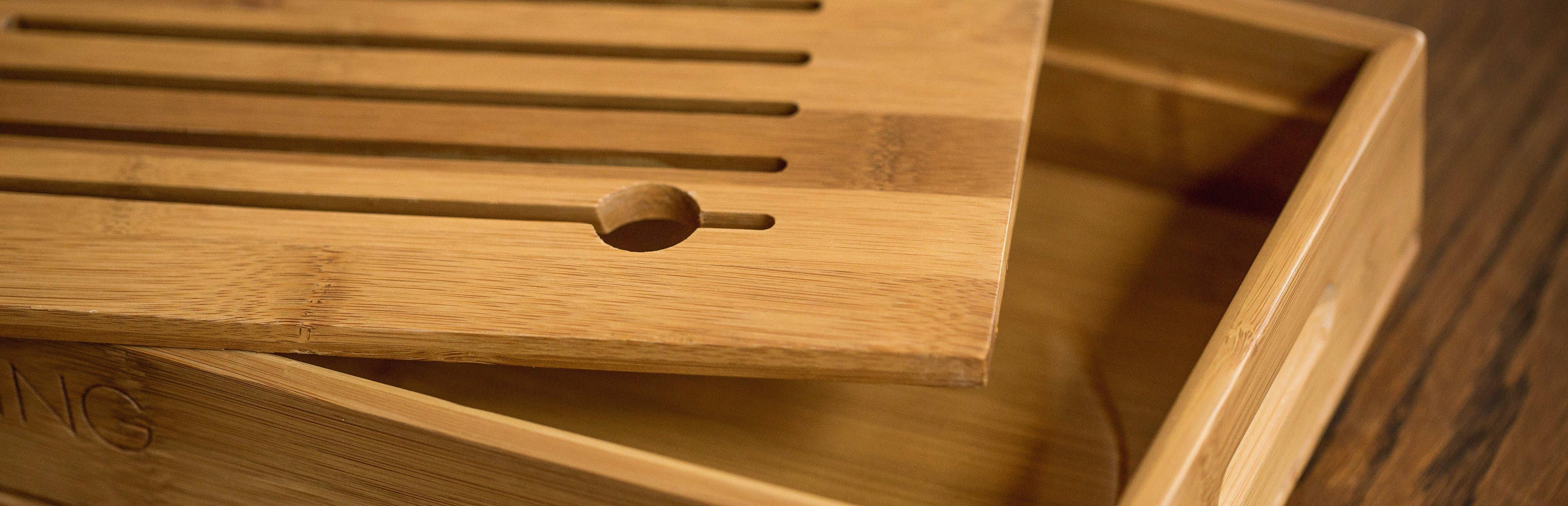Bamboo Water Tray