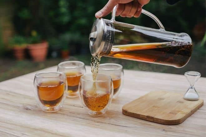 One Litre Tea-iere Set