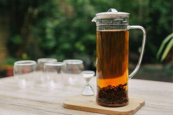 One Litre Tea-iere