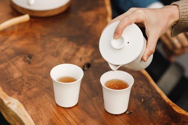 Tea Master Sharing Set